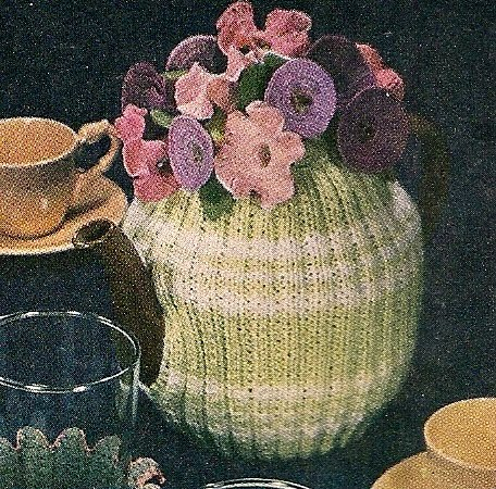 KNITTED TEAPOT COZY PATTERN | 1000 Free Patterns