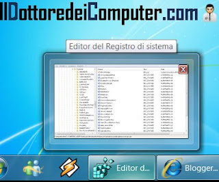 miniatura taskbar windows 7