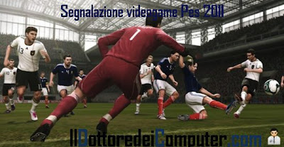 pes 2011 videogame
