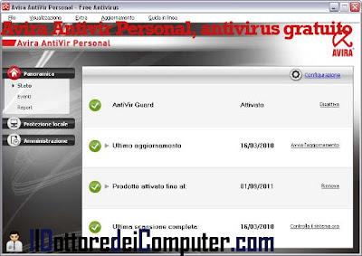 avira antivir antivirus