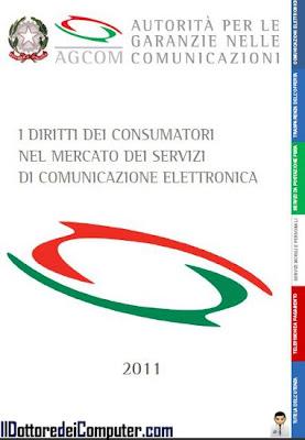 guida agcom diritti consumatori