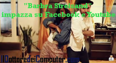 barbra streisand facebook youtube