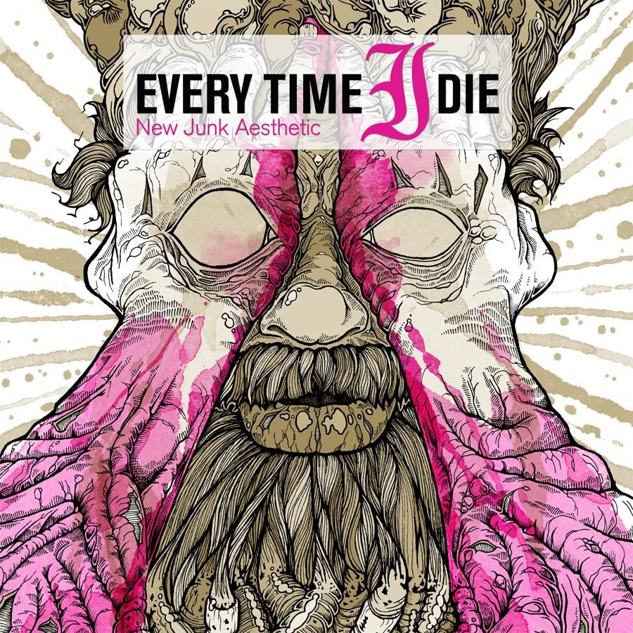 Everytime I Die Tour Poster