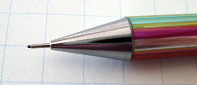Pantone mechancial pencil tip