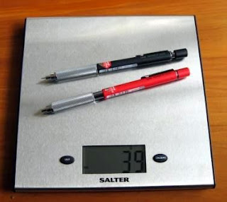 Weighing Uni Shift Mechanical Pencil