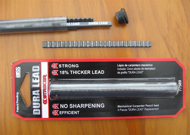 striker dura lead carpenter refills