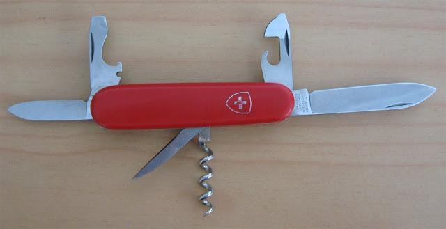 victorinox standard model knife