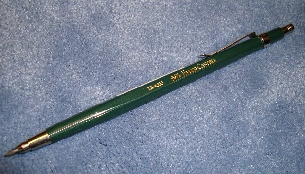 faber-castell tk 4600 leadholder clutch pencil