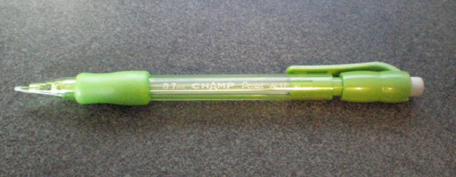 pentel champ mechanical pencil