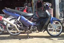 moto kesayangan wa la !!
