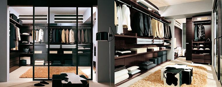 Page design zagufashion - Cabine armadio moderne ...