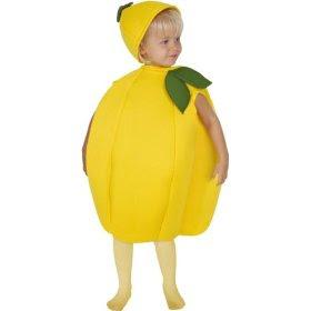 Костюм лимона своими руками фото