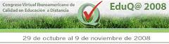 I Congreso Virtual Iberoamericano de Calidad en EaD