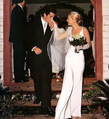 Caroline Kennedy Wedding Dress - Caroline Kennedy - Zimbio
