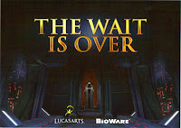 Foto 0 en  - LucasArts y Bioware van a anunciar algo para Oct 21