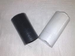Nylon 0,20  Preto e Branco
