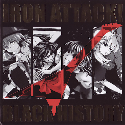IRON ATTACK! DISCOGRAFIA Mediafire MIA018