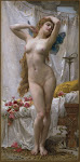 Awakening of Psyche by Guillaume Seignac