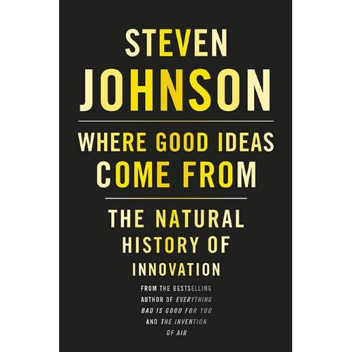 Good Ideas For Inventions. New Book: Where Good Ideas