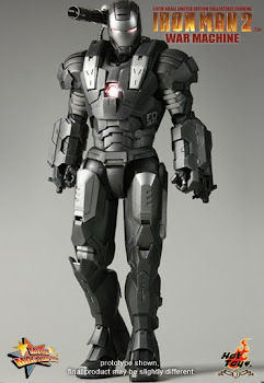 Hot Toys - Iron Man 2 War Machine