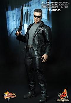 Hot Toys - Terminator 2 T-800