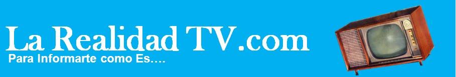 La realidad tv.com