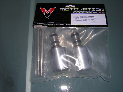 Review - Motovation bar ends