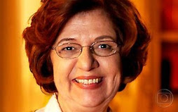 Atriz homenageada - Walderez de Barros
