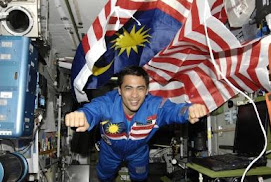 Malaysia To Space