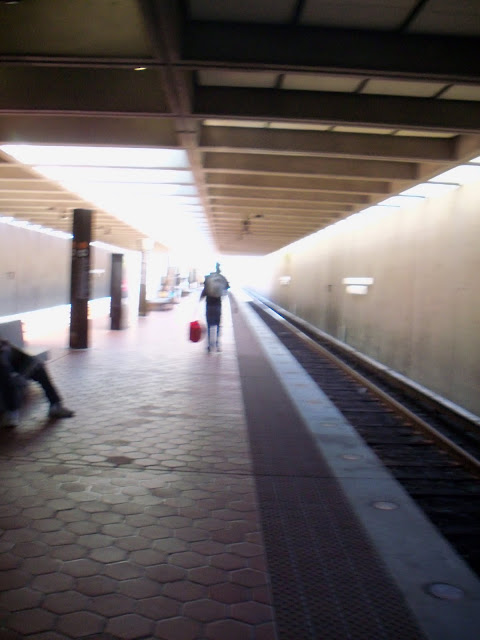 DC Metro at Dunn Lorring
