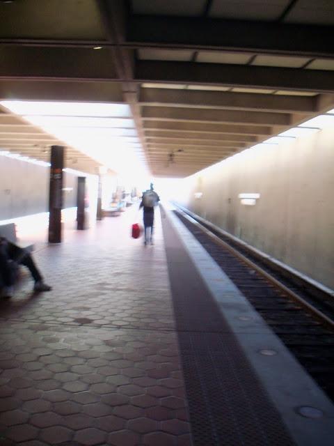 DC Metro at Dunn Lorring