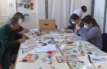 Workshop at the Platform Gallery