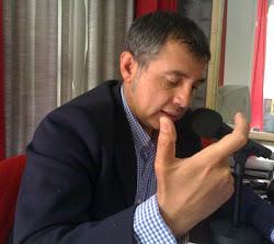 Sergio Fernández, Presidente de CEPER-Málaga.