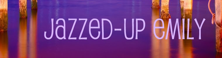 Jazzed-up Emily