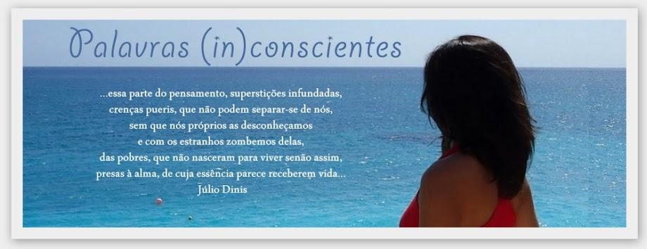 Palavras (in)conscientes