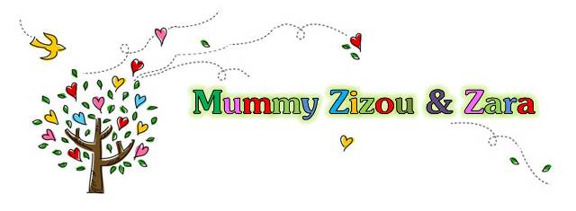 Mummy Zizou & Zara