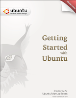 Portada Manual Oficial de Ubuntu