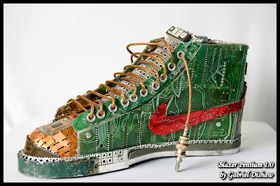 Imagen de un zapato deportivo para Geeks