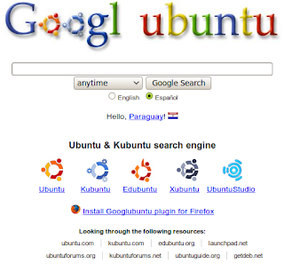 Imagen de Googl Ubuntu