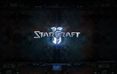 Imagen de un Wallpaper de Starcraft 2