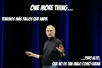 Imagen de One more thing de Steve Jobs