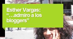 Imagen de Admiro a los bloggers de Esther Vargas