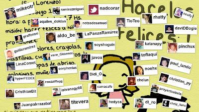 Imagen de un Wallpaper de los que participaron en #twpyniños