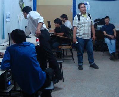 Imágenes de la ETyC 2010