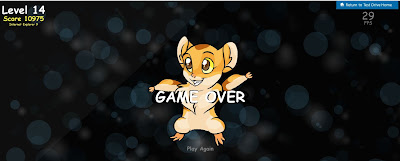 Imagen de Hamster Dance Rovolution con Internet Explorer 9 beta