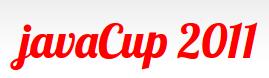 Imagen del logo de javaCup 2011
