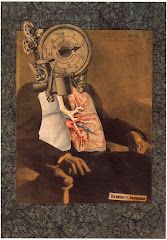 Raoul Hausmann, Self-Portrait of the Dadasoph, 1920.