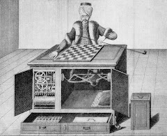 Automaton chess player