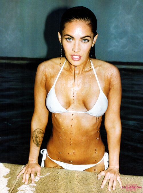 megan fox bikini video Photo