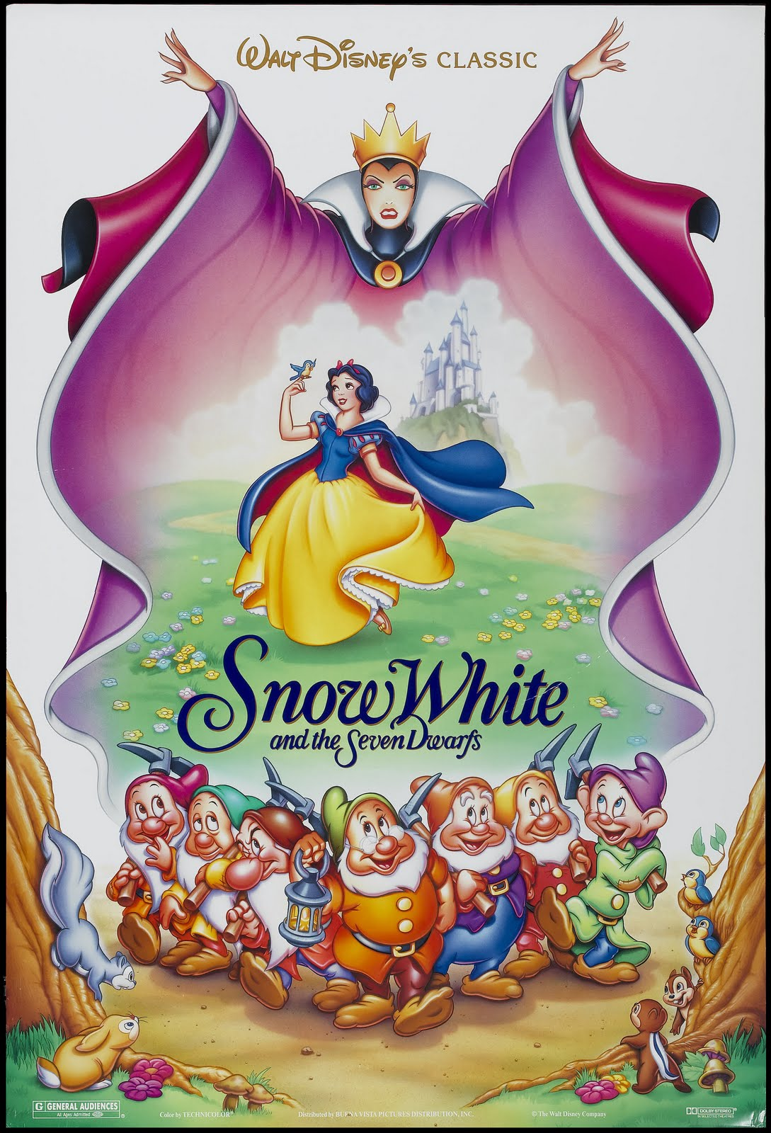 Snow white and the seven dwarfs movie  nudes comic